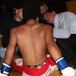 Split Lip MMA